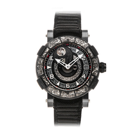 Romain Jerome ARRAW 6919 Limited Edition Automatic // 1S45L.CZCR.8023.PR.ASN19 // Pre-Owned