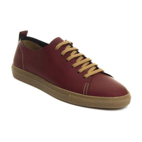 Esporteuniqlow Sneaker // Bordeaux (Euro: 40)
