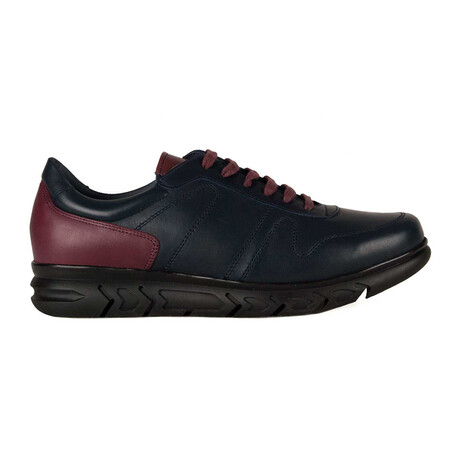 Fibersport Sneaker // Dark Blue (Euro: 40)