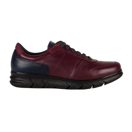 Fibersport Sneaker // Bordeaux (Euro: 40)