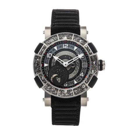 Romain Jerome ARRAW 6919 Limited Edition Automatic // 1S45L.TZTR.8023.PR.ASN19 // Pre-Owned