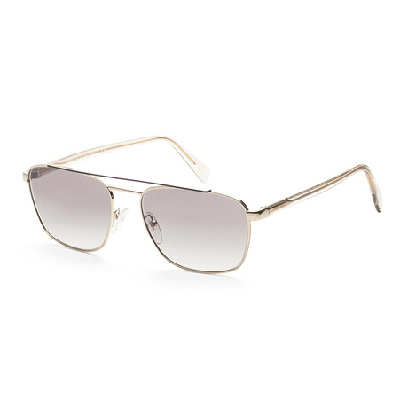 Men's PR61US-WCV13059 Sunglasses // Gray + Pale Gold + Gray Gradient