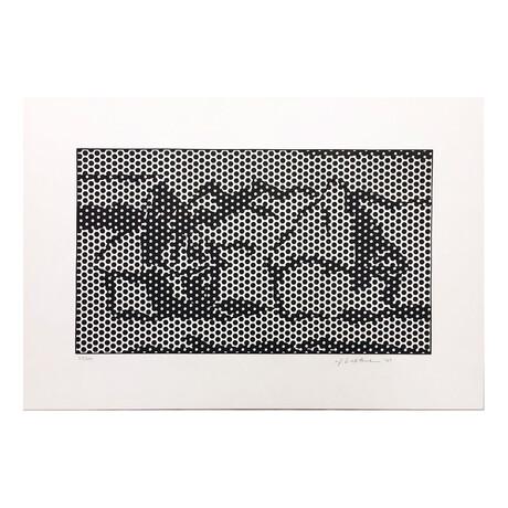 Roy Lichtenstein // Haystack #7 // 1969