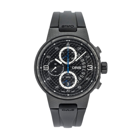 Oris Williams FW41 Chronograph Limited Edition Automatic // 01 774 7725 8794-RS // Store Display