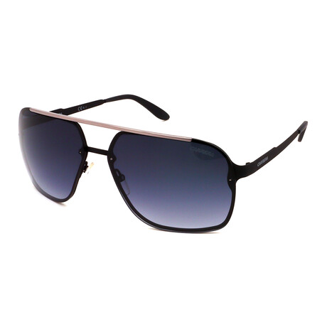Carrera // Men's 91-S-003 Pilot Sunglasses // Matte Black