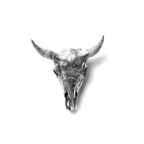 Diesel Living // Aluminum Bison Skull