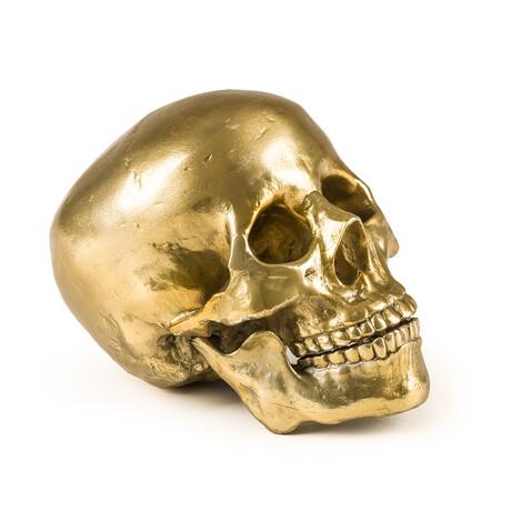Diesel Living // Skull Head In Aluminum