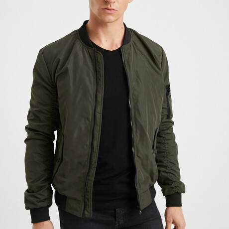 Mont Jacket // Green (S)