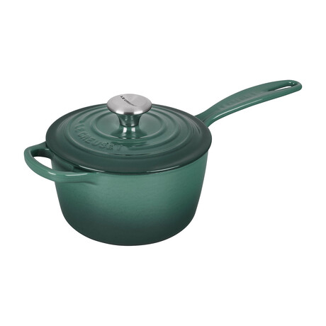 Signature Saucepan // 1.75 qt (Licorice)