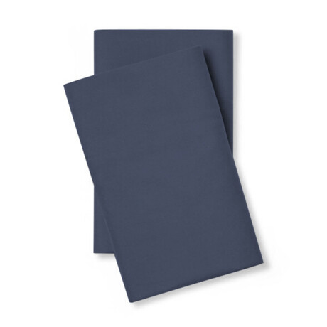 Luxe Soft & Smooth TENCEL™ Pillow Case // Set of 2 // Dark Navy (Standard/Queen)