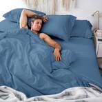 Luxe Soft & Smooth TENCEL™ Pillowcase // Set of 2 // Cadet Blue (Standard/Queen)