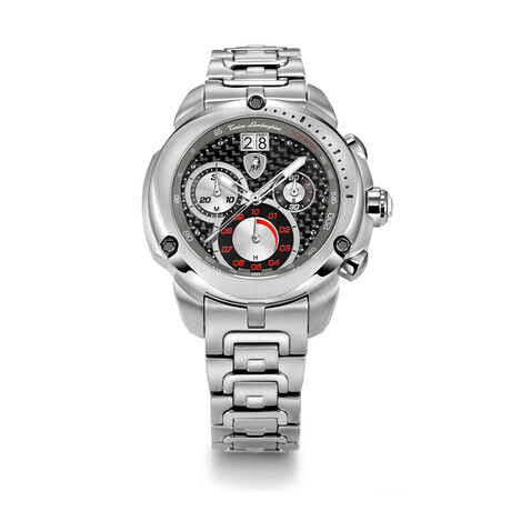 Lamborghini Ladies Shield Chronograph Quartz // 7718