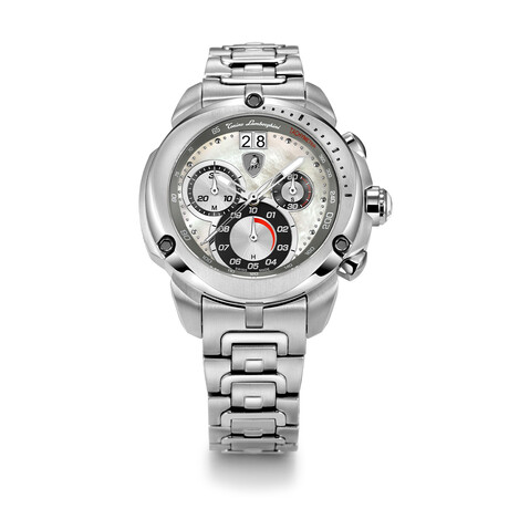Lamborghini Ladies Shield Chronograph Quartz // 7717