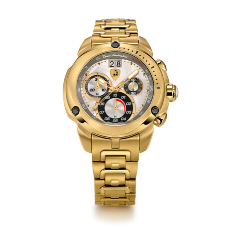 Lamborghini Ladies Shield Chronograph Quartz // 7715
