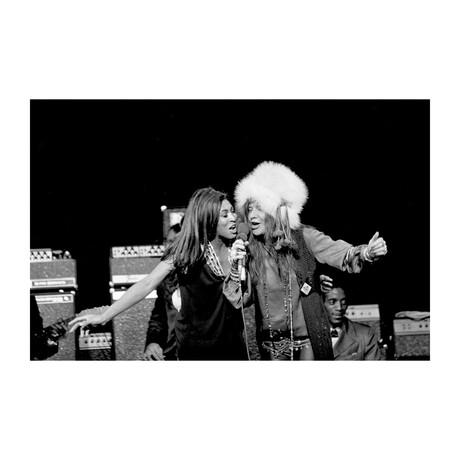Janis & Tina Performing