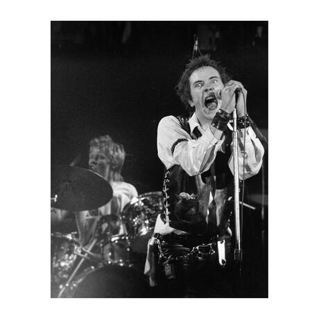 Last Sex Pistols Concert