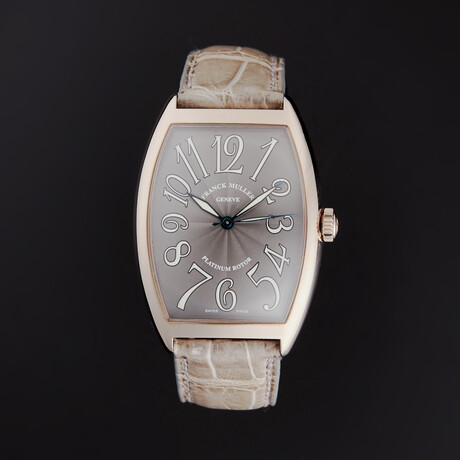 Franck Muller Cintree Curvex Automatic // 6850 SC // Store Display