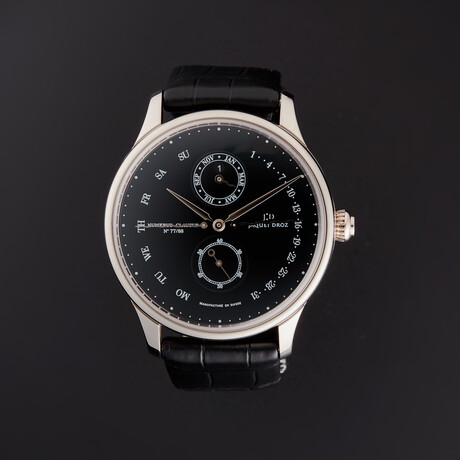 Jaquet Droz Astrale Perpetual Calendar Automatic // J008334210 // Store Display