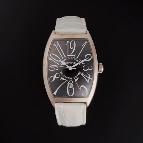 Franck Muller Cintree Curvex Automatic // 6850 B SC DT VA // Store Display