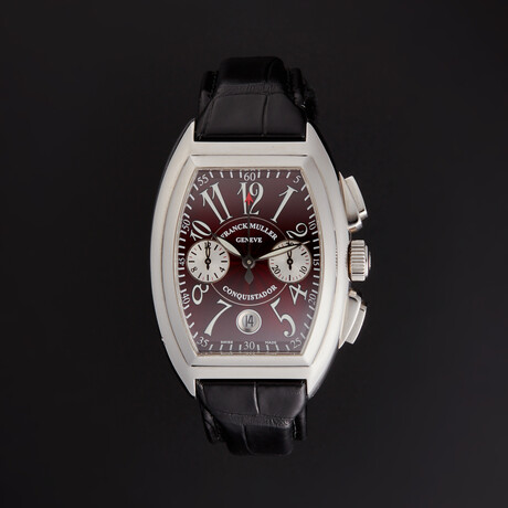 Franck Muller Conquistador Chrono Automatic // 8005 CC // Store Display