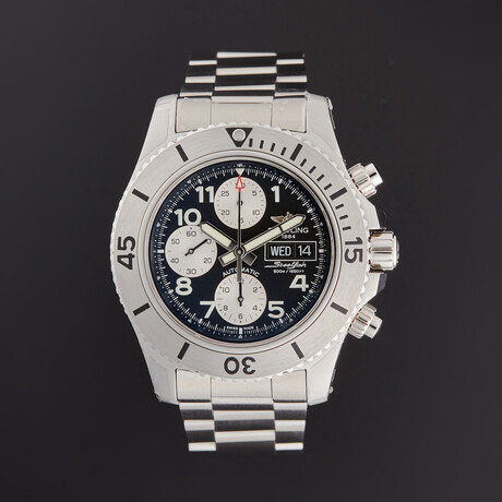 Breitling Superocean Chronograph Steelfish Automatic // A13341C3/BD19-162A // Store Display