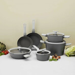 Leo Essentials Cookware Set // 10-Piece Set