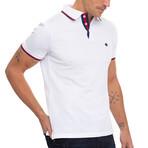 Holman Polo // White (3XL)