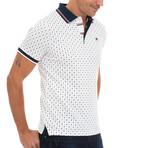 Abisai Polo // White (XL)