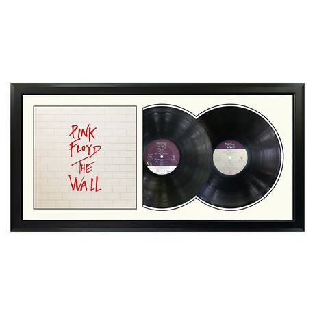 Pink Floyd // The Wall (White Mat)
