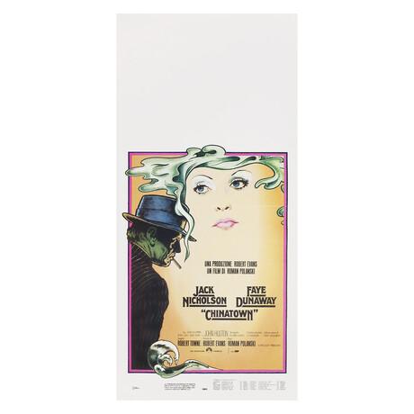 Chinatown R1980s Italian Locandina Poster