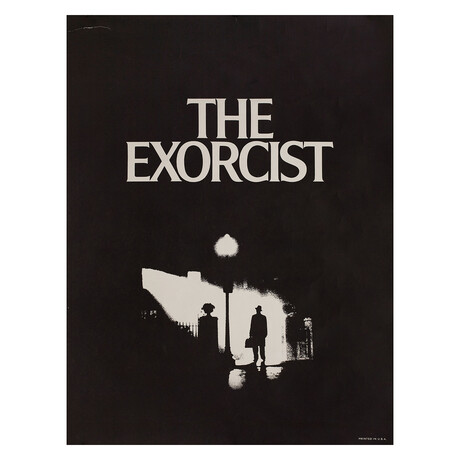 The Exorcist 1974 U.S. Poster