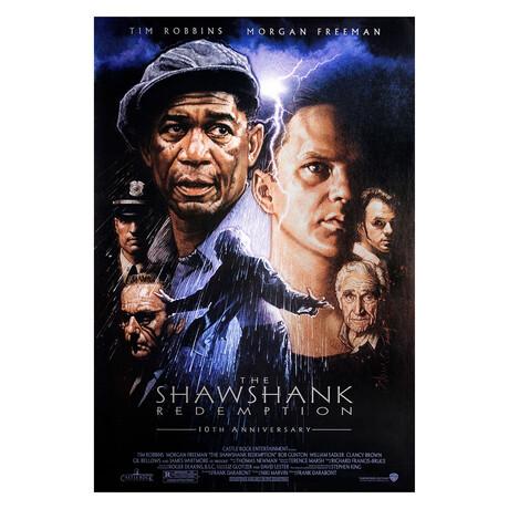 The Shawshank Redemption R2004 U.S. One Sheet Poster