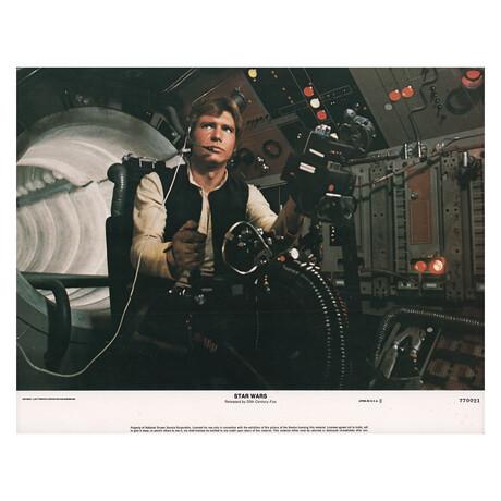 Star Wars 1977 U.S. Scene Card // V6