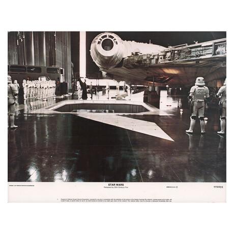 Star Wars 1977 U.S. Scene Card // V2