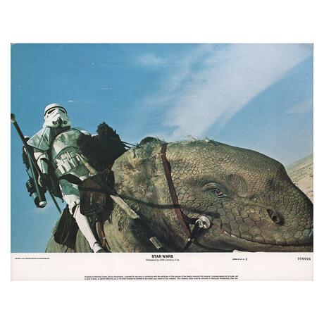 Star Wars 1977 U.S. Scene Card // V3