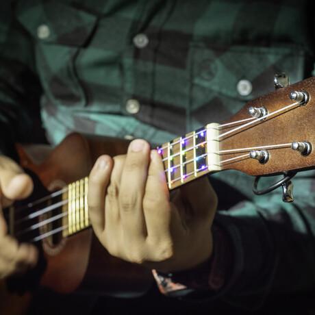 Fret Zealot // KALA Tenor ukulele