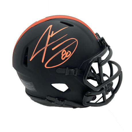 Jarvis Landry // Signed Mini Helmet // Cleveland Browns