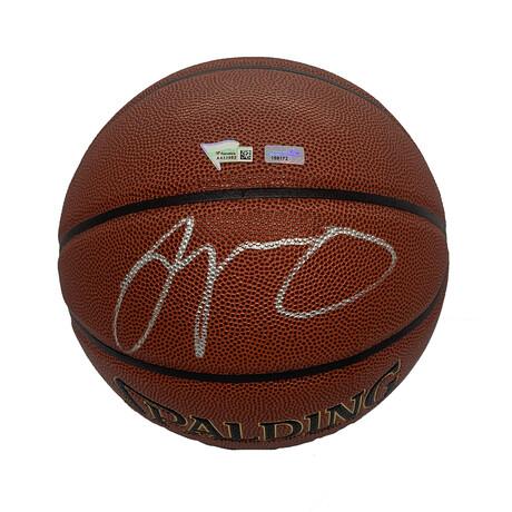 Jayson Tatum // Signed Basketball // Boston Celtics