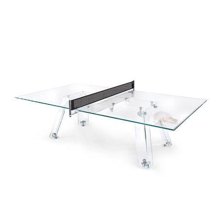 LUNGOLINEA Ping Pong Table // Classic Edition
