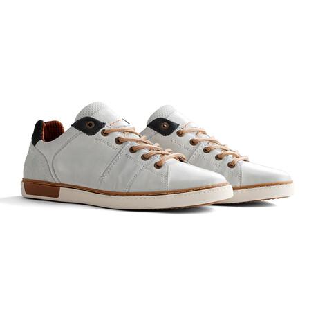 Parler Sneaker // Off White (Men's Euro Size 40)