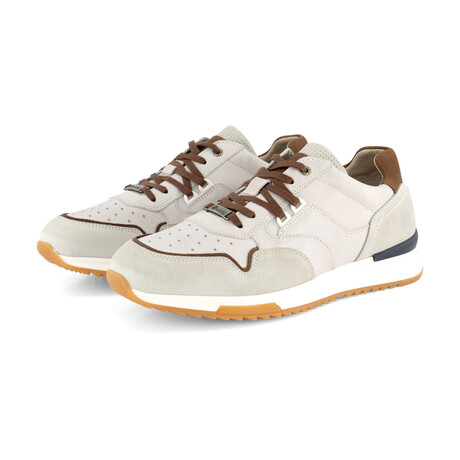 Mills Sneaker // Off White (Men's Euro Size 40)