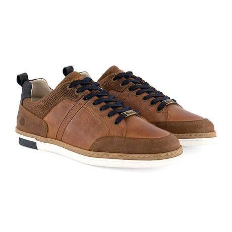 Upjohn Sneaker // Cognac (Men's Euro Size 40)