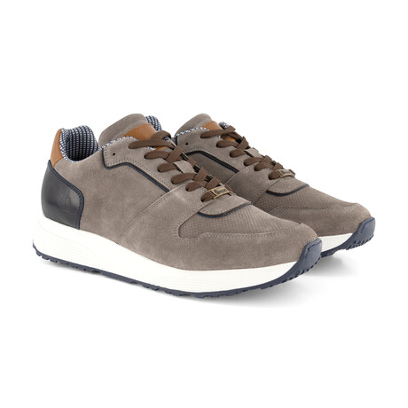 Root Sneaker // Gray (Men's Euro Size 40)