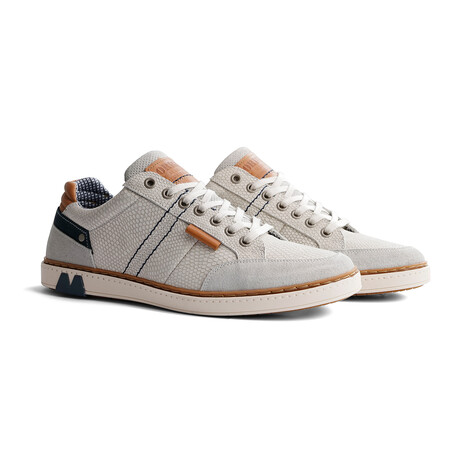 Fuller Sneaker // Off White (Men's Euro Size 40)