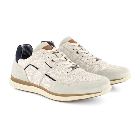 Mocker Sneaker // Off White (Men's Euro Size 40)