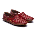 Holas Leather Sandals // Red (US: 12)