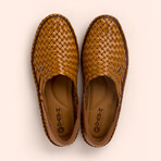 Holas Leather Sandals // Natural (US: 9)