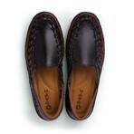 Titan Leather Sandals // Black (US: 11)
