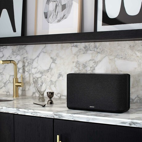 350 Large Wi-Fi Speaker (Black)