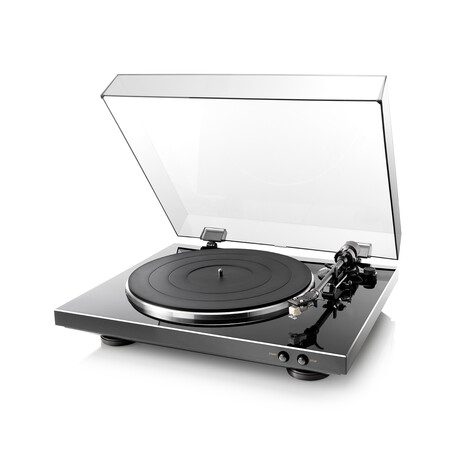 Fully Automatic Hi-Fi Turntable